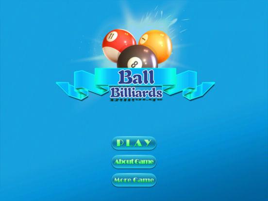 Ball Billiards – 3D Pool Master, 8 Ball Free Game iPad Screenshot 1