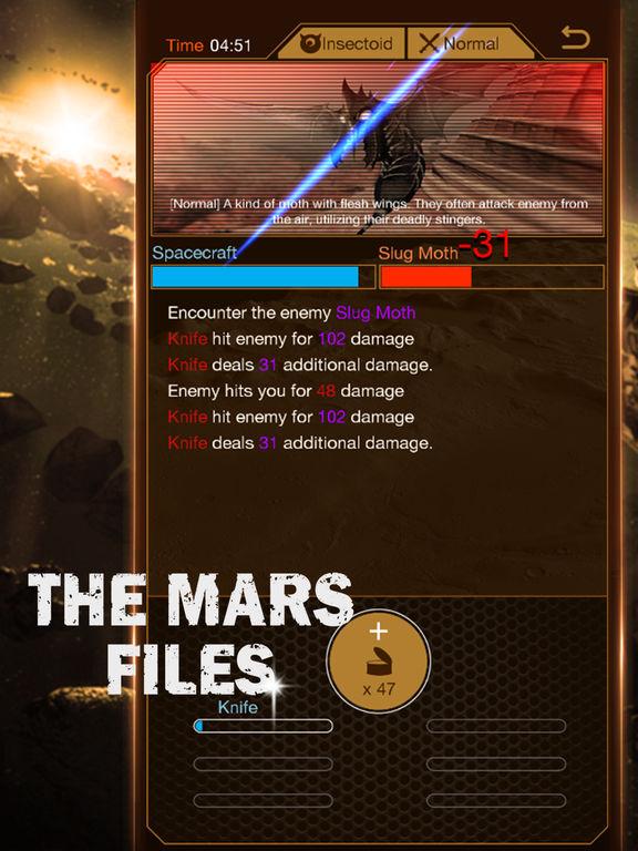 Скачать игру The Mars Files: Survival Game