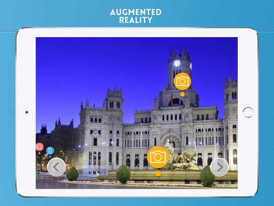 Madrid Travel Guide iPad Screenshot 2