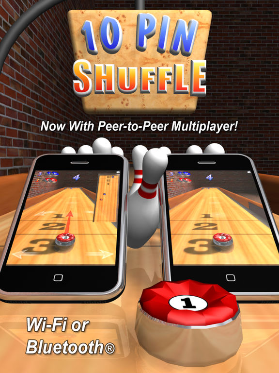 Screenshot #1 for 10 Pin Shuffle Pro Bowling