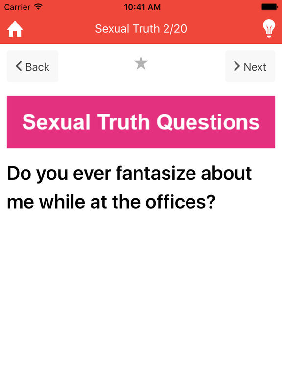 Think, that Truth and dare sex questions are