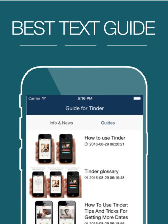 Tinder dating guide download