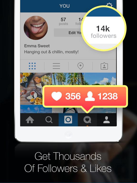 накрутка лайков инстаграм приложение для айфона