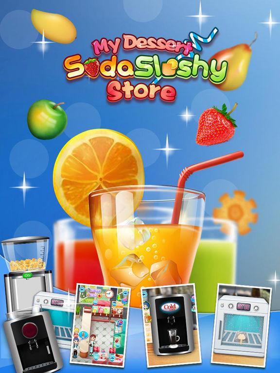 Drink Maker - Cola Soda Juice Cooking gamesscreeshot 1