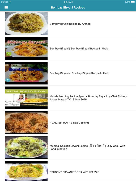 App shopper biryani recipes in urdu food drink iphone ipad forumfinder Choice Image