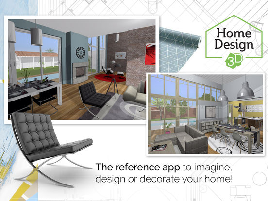Home Design 3D Screenshots