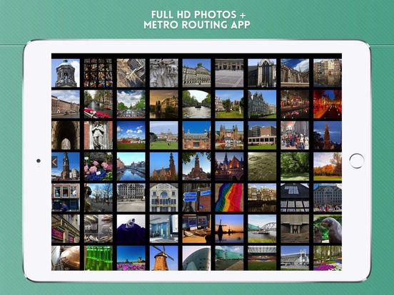 Amsterdam Travel Offline iPad Screenshot 5