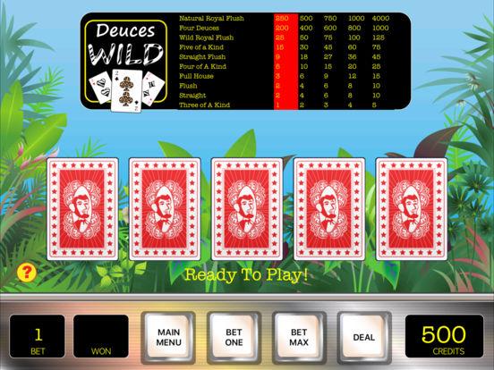 Penny Poker iPad Screenshot 2