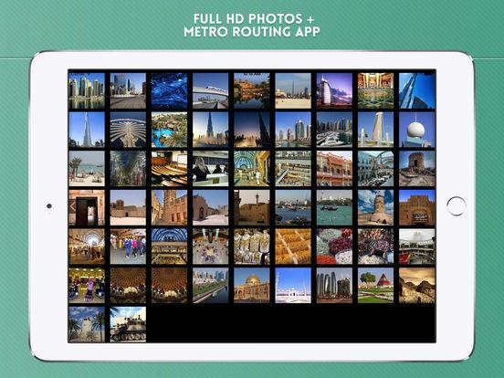 Dubai Travel Guide iPad Screenshot 5