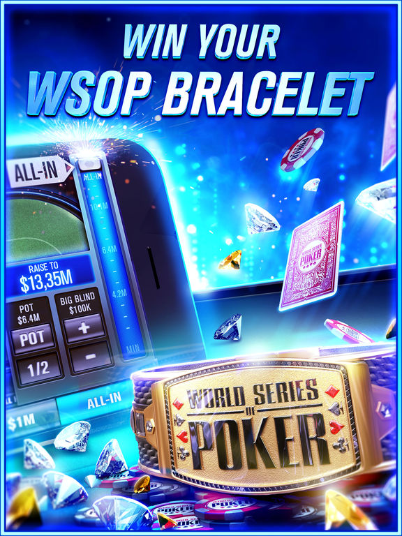 World Series of Poker – WSOP screenshot
