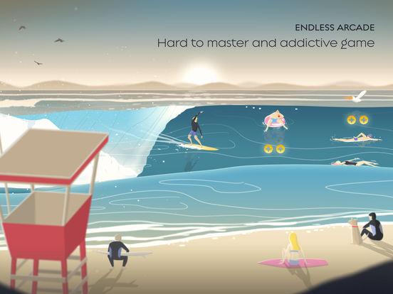 Go Surf. Скрин 5