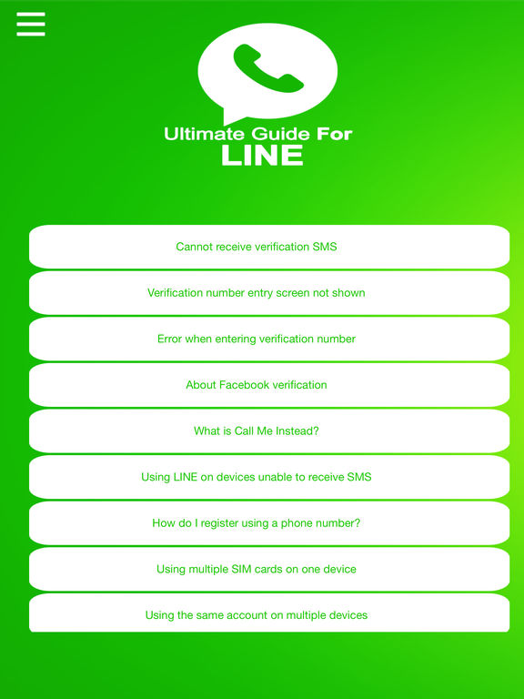 App Shopper: Ultimate Guide For LINE (Reference)
