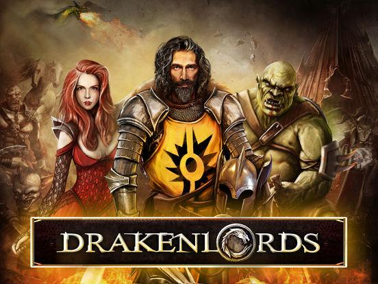 Drakenlords на iPad