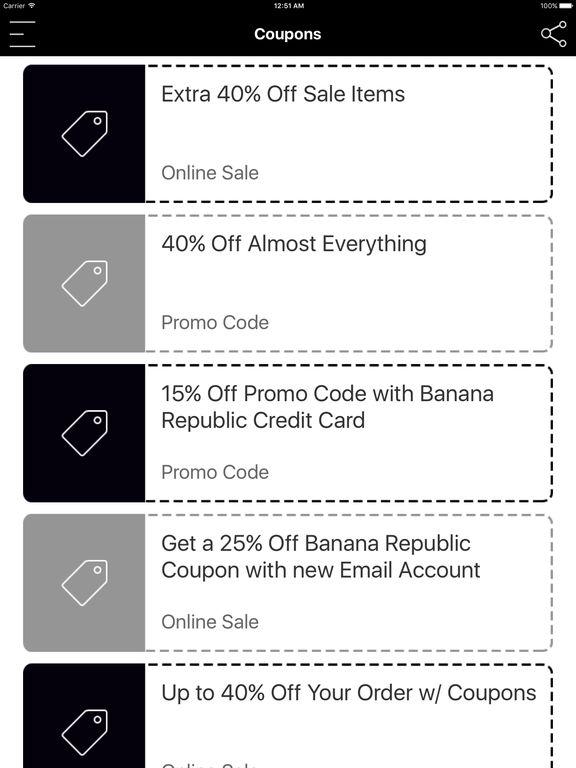 New republic coupon code