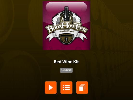 Red Wine 101 iPad Screenshot 1