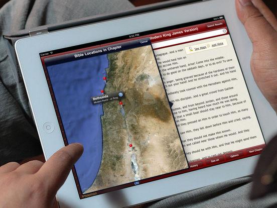 67 Bibles Mega Study System (Bible App) iPad Screenshot 1