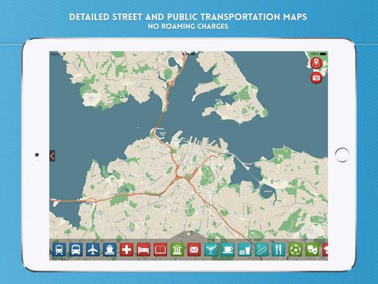 Auckland Travel Guide iPad Screenshot 4