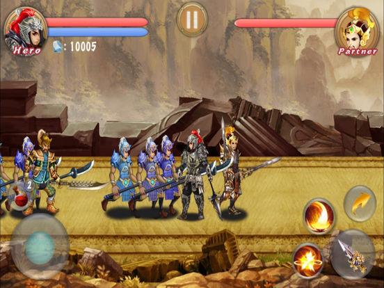 ARPG Hero Of Legend Pro screenshot 7