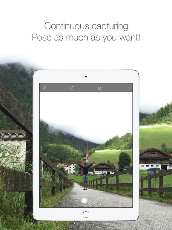 PhotoBot - Take automated selfies Screenshots
