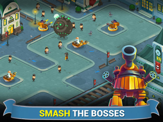 top tower defense games steam