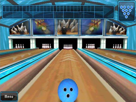 Bowling 3D iPad Screenshot 1