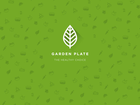 Garden Plate - healthy vegetarian & gluten free diet recipes screenshot