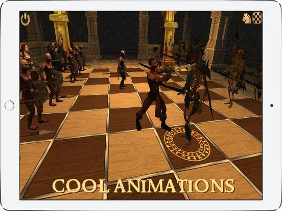Battle Chess 3D iPad Screenshot 4