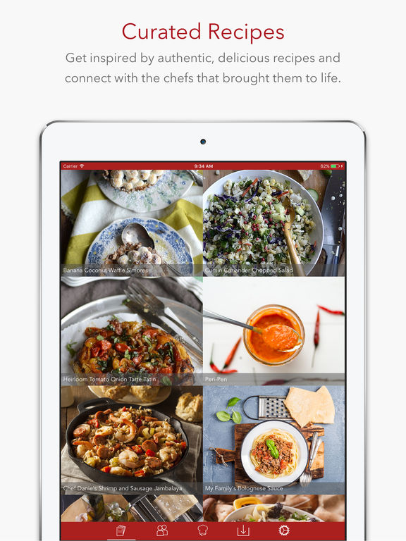 Chefter - Real Time Culinary Guidance screenshot