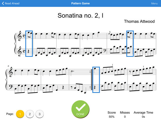 grade 6 piano sight reading pdf