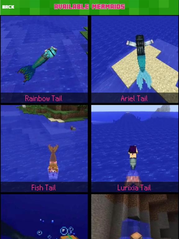 Mermaid Princess Mod Guide For Minecraft Game Pc By Vo Thanh