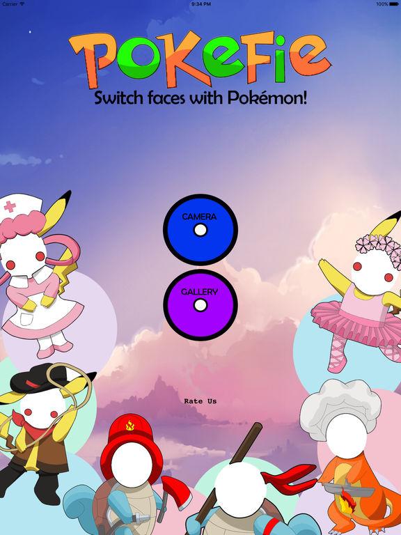 Pokefie - for Pokemon
