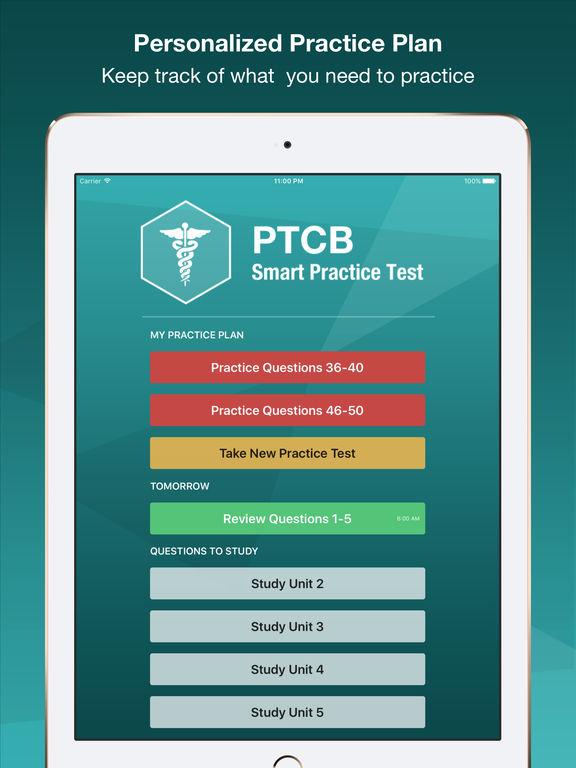 App Shopper Ptcb Smart Test Prep Ptce Pharmacy Tech