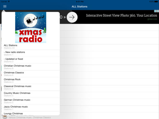 Superb Christmas Radio On The App Store Easy Diy Christmas Decorations Tissureus