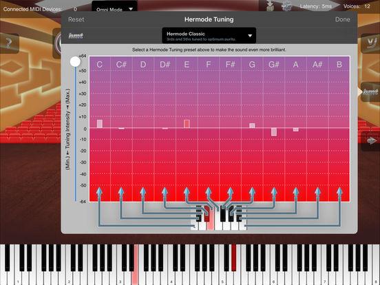 CMP Grand Piano Screenshots