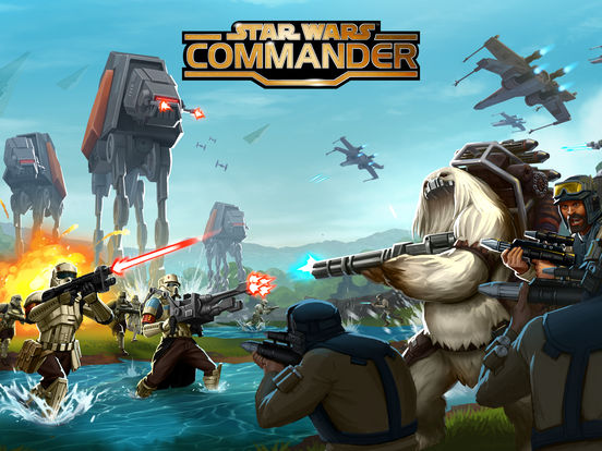 Star Wars: Commander screenshot