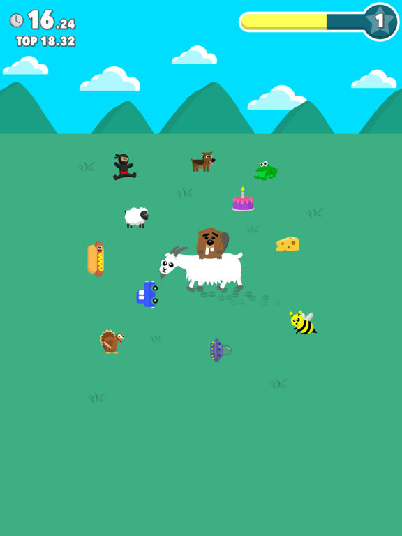 Goat Rider Screenshot