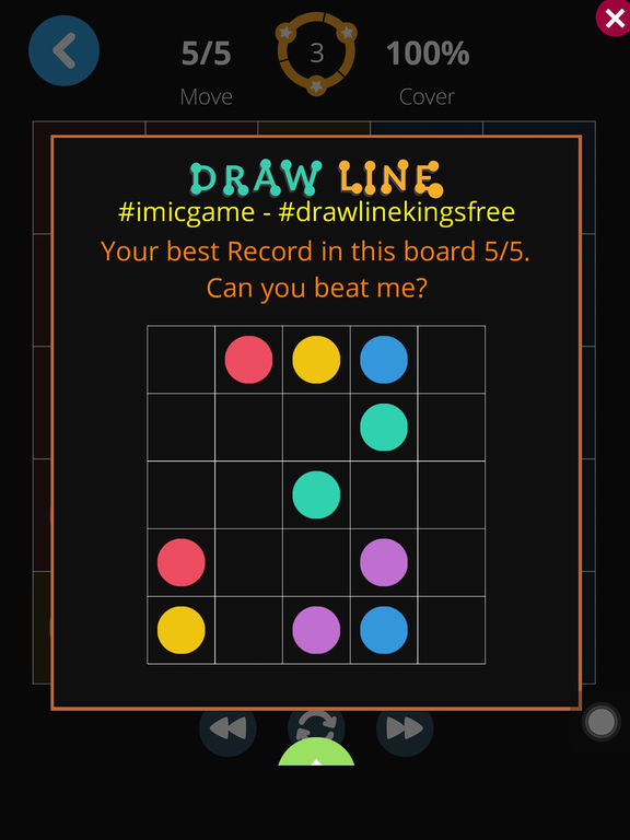 Line Drawing Game App : App shopper draw line free king puzzle games