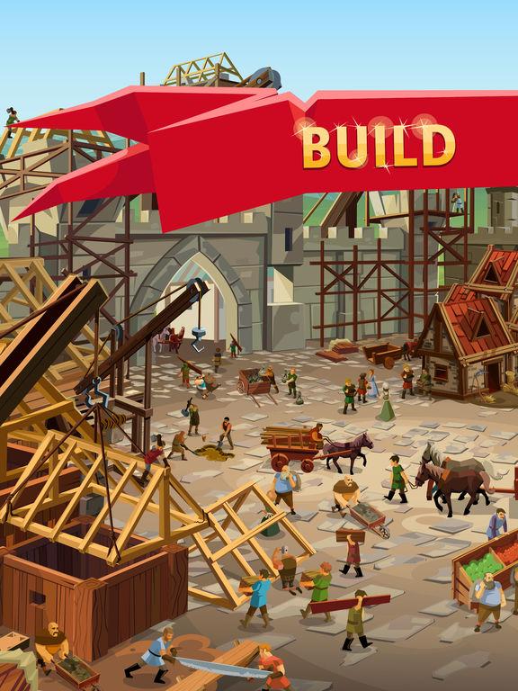 Empire: Four Kingdoms - medieval MMO screenshot