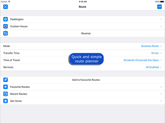 London Tube 10 iPad Screenshot 2