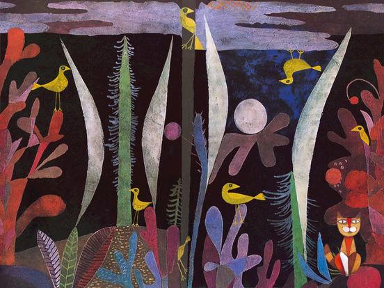 ExplorArt Klee – The Art of Paul Klee, for Kids on the App Store