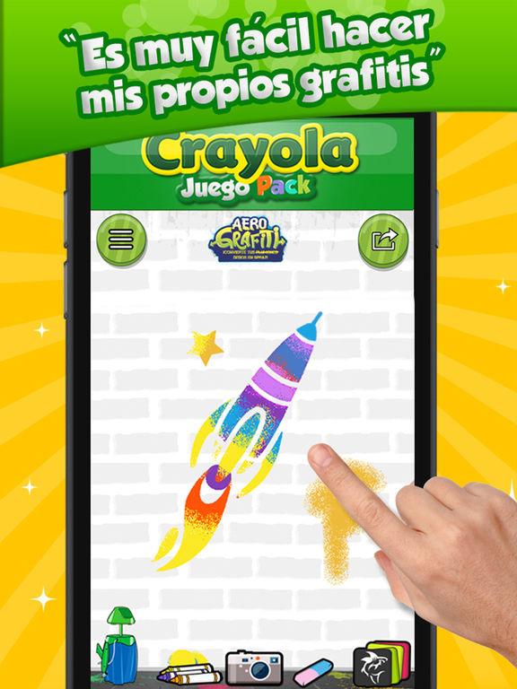 Crayola Juego Pack - App multijuegos gratis - appPicker