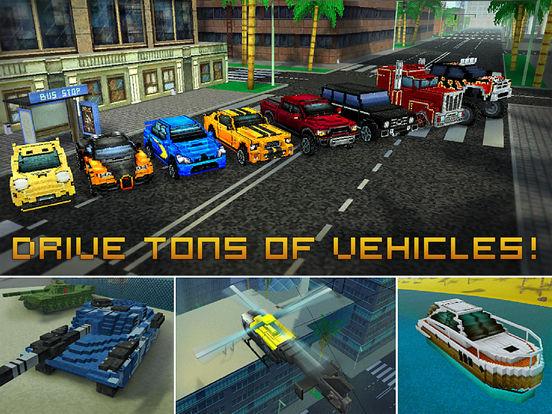 Block City Wars - Game & skins export to minecraft Screenshots