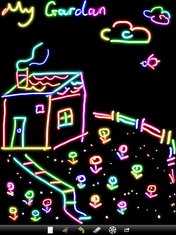 Kids Doodle - Movie Kids Color & Draw screenshot