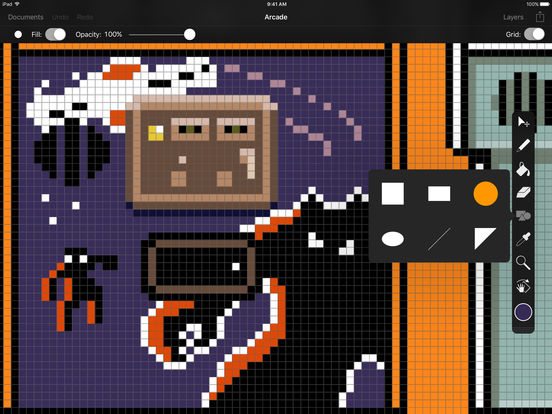 Pixure – Professional Pixel Art Studio Screenshots
