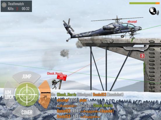 Stickman Battlefields Premium Screenshots