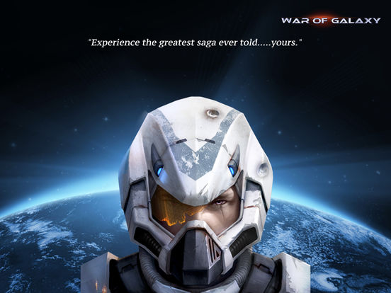 Galactic Clash: территория войны на iPad