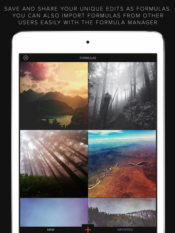 Mextures Screenshots