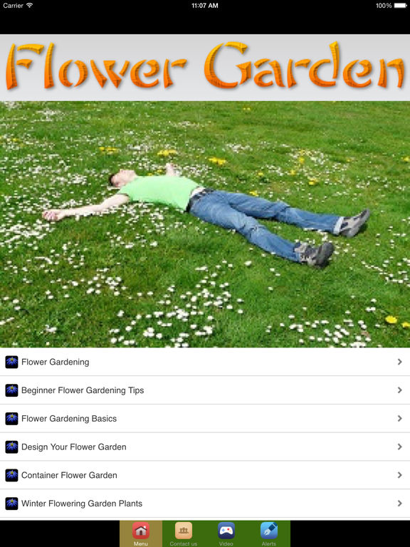 App shopper flower garden design ideas utilities for Garden design ideas app