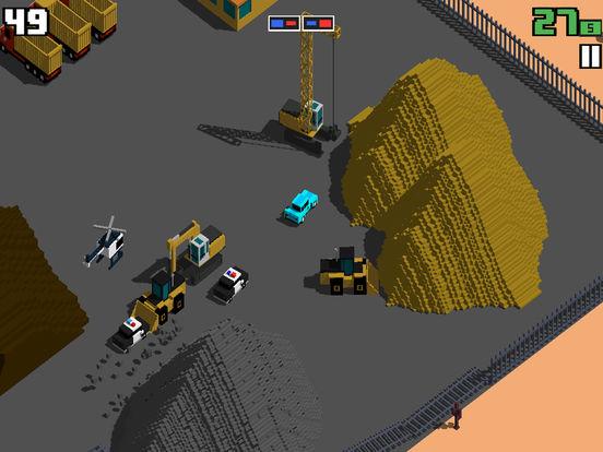 Smashy Road: Wanted screenshot 7