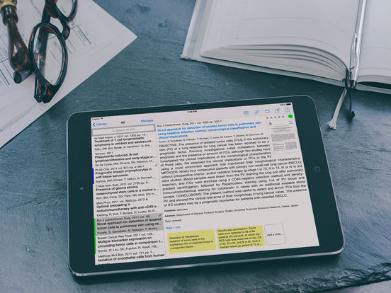 PubMed On Tap Lite iPad Screenshot 4